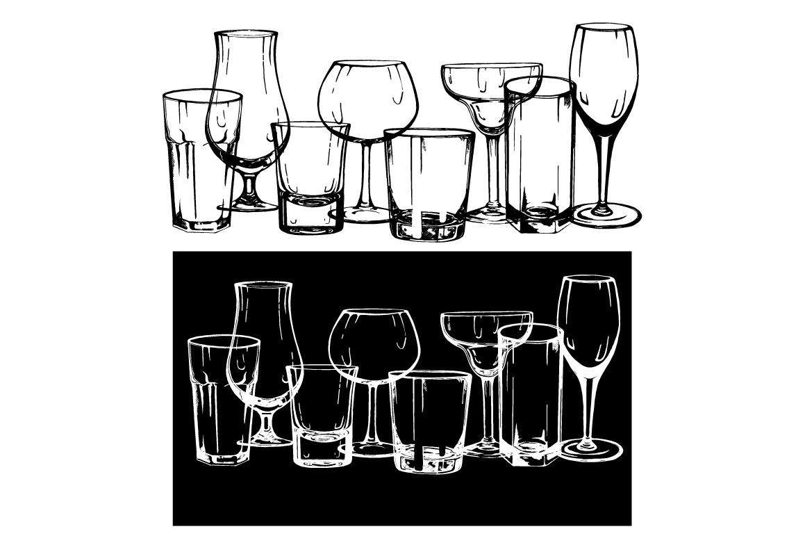 Cocktails, Drinks & Glasses example image 6