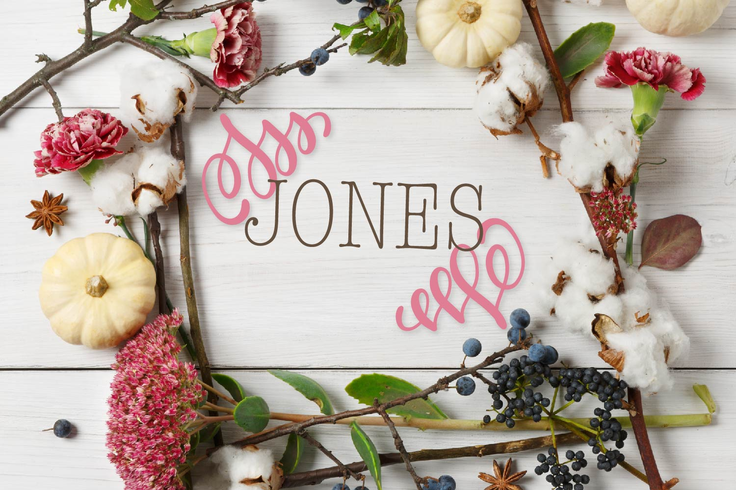 Wedding Ornaments - A Fun Flourish Font example image 7