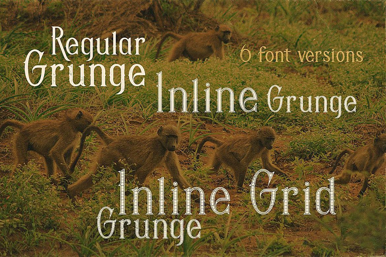 Savana - Display Font example image 4