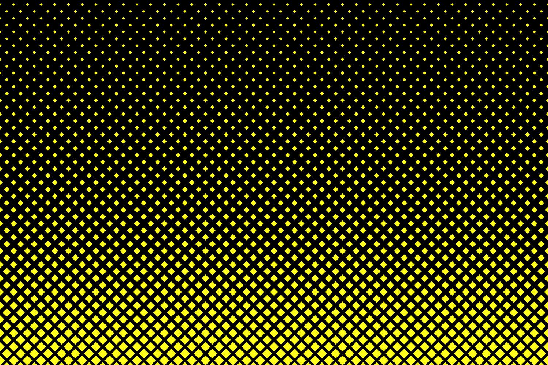 30 Halftone Square Backgrounds AI, EPS, JPG 5000x5000 example image 2
