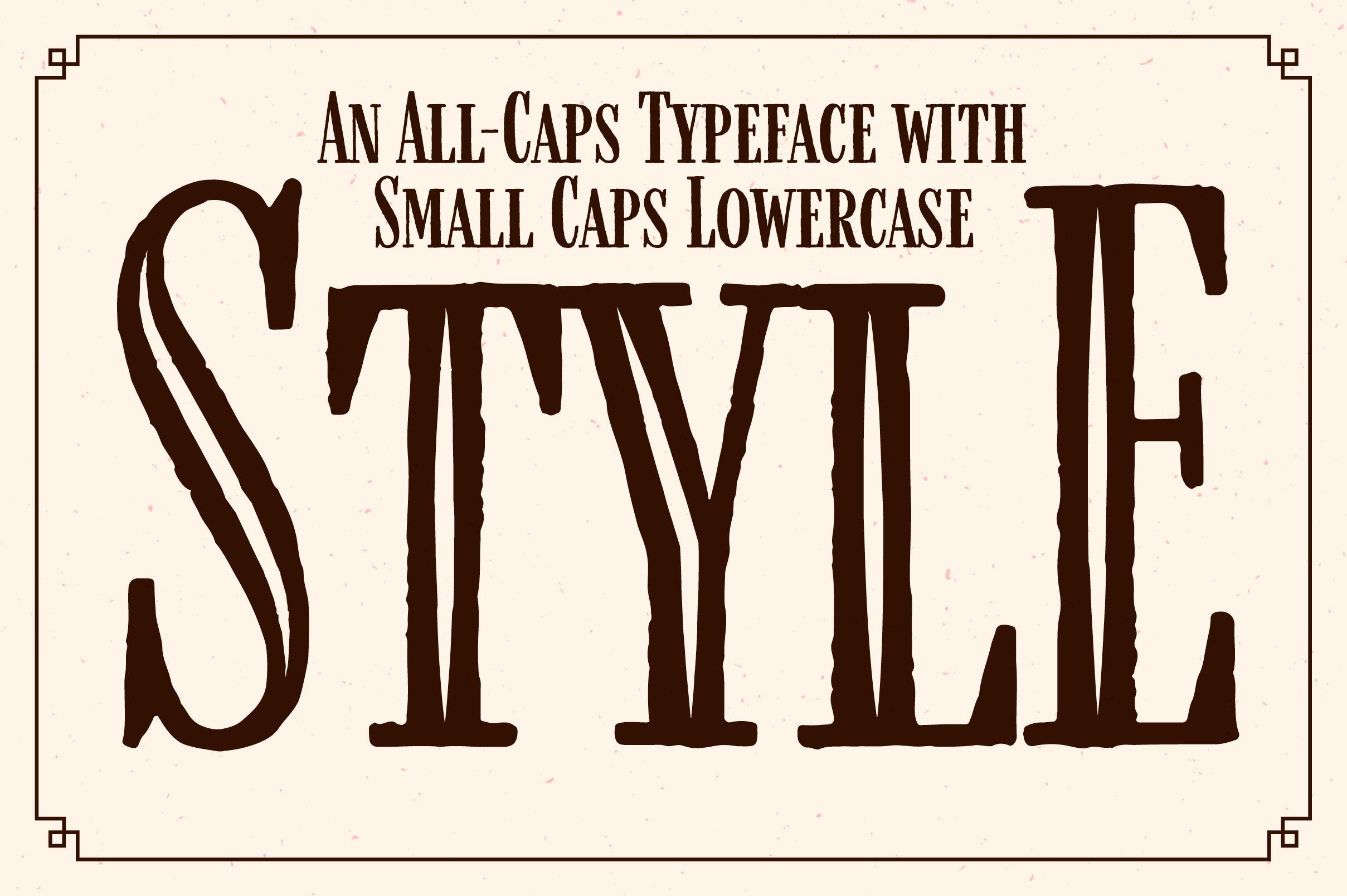 Farmhand Font Family example image 5