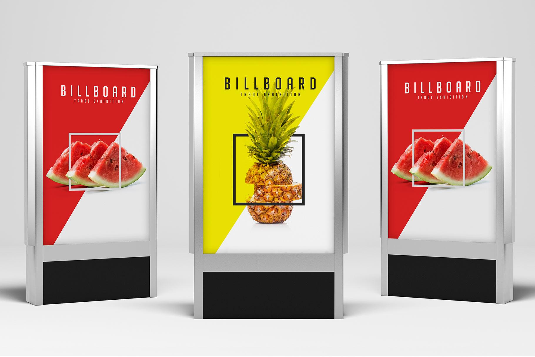 Billboard Mock-Up example image 11