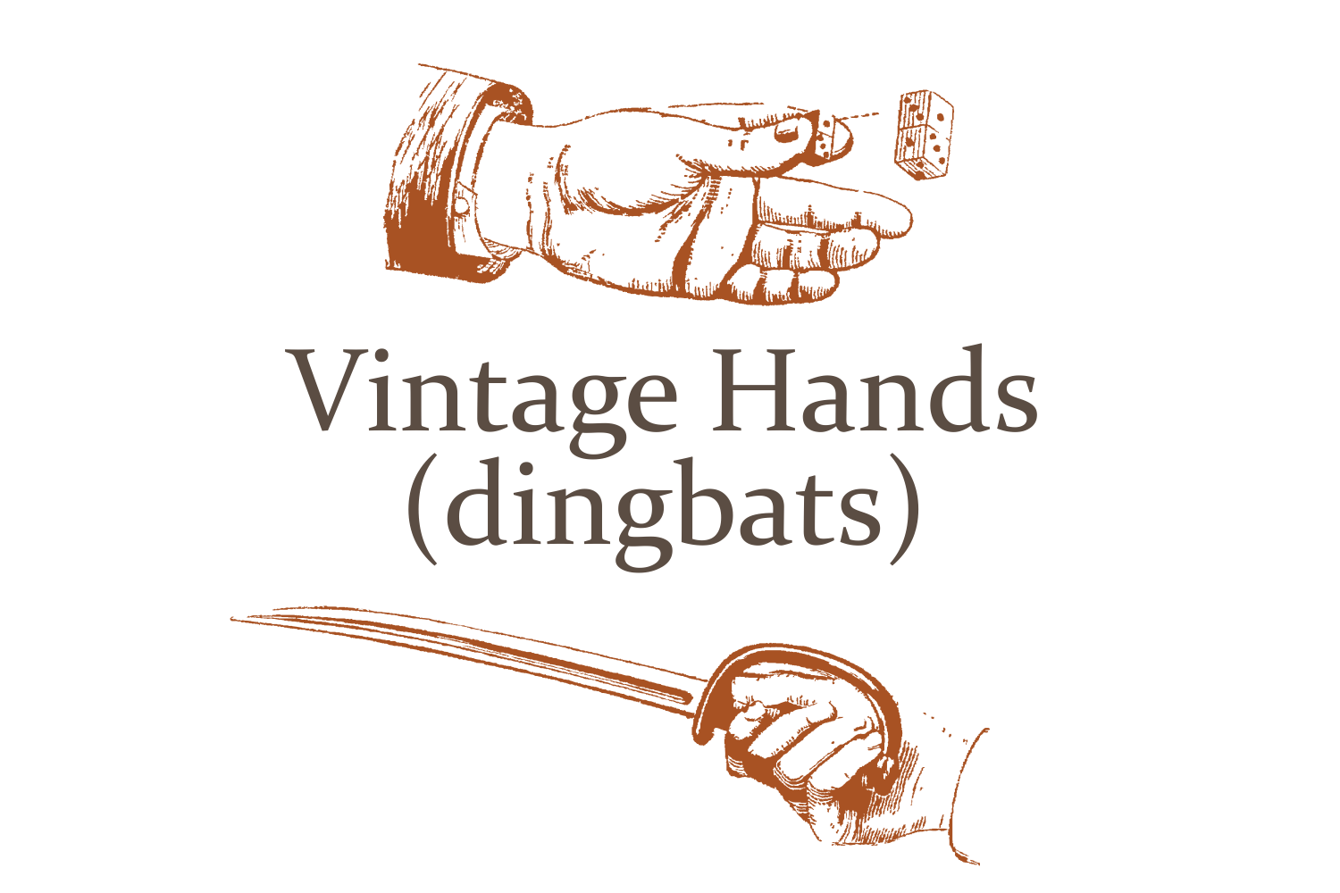 Vintage Hands example image 4
