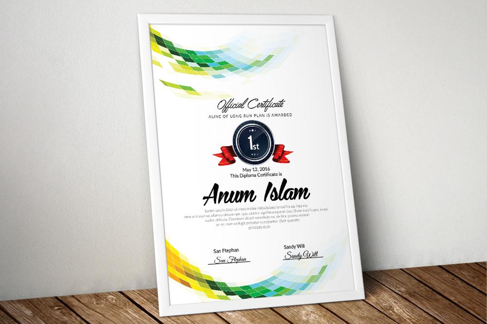 10 Certificates & Diploma Bundle example image 7