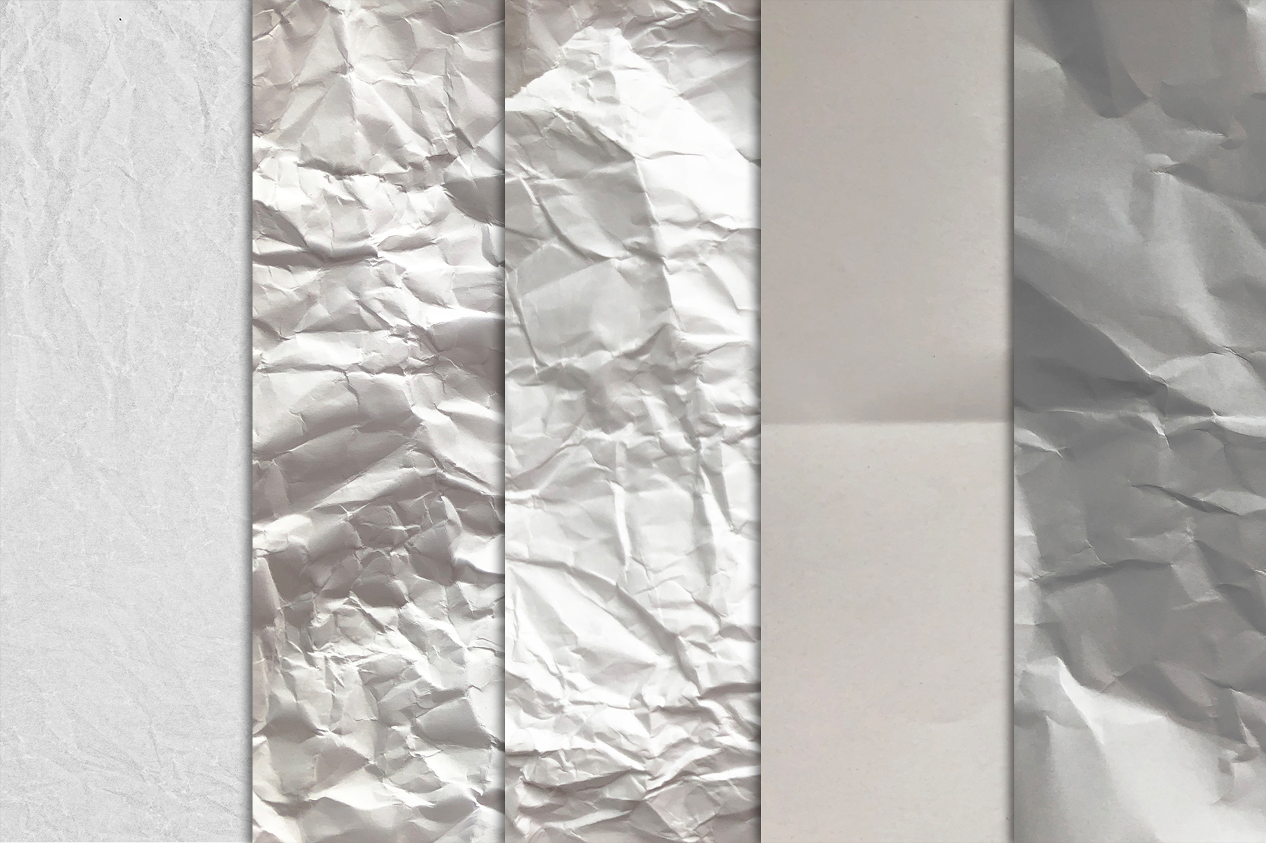 Crumpled Paper Textures x10 example image 2