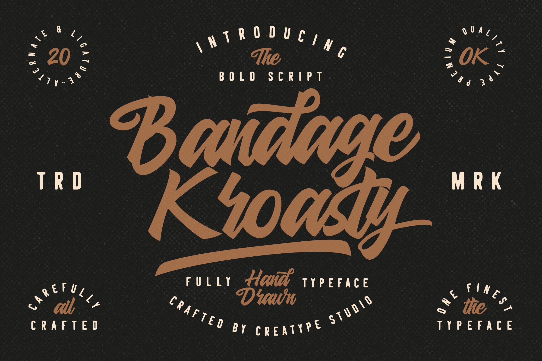 Bandage Kroasty example image 1