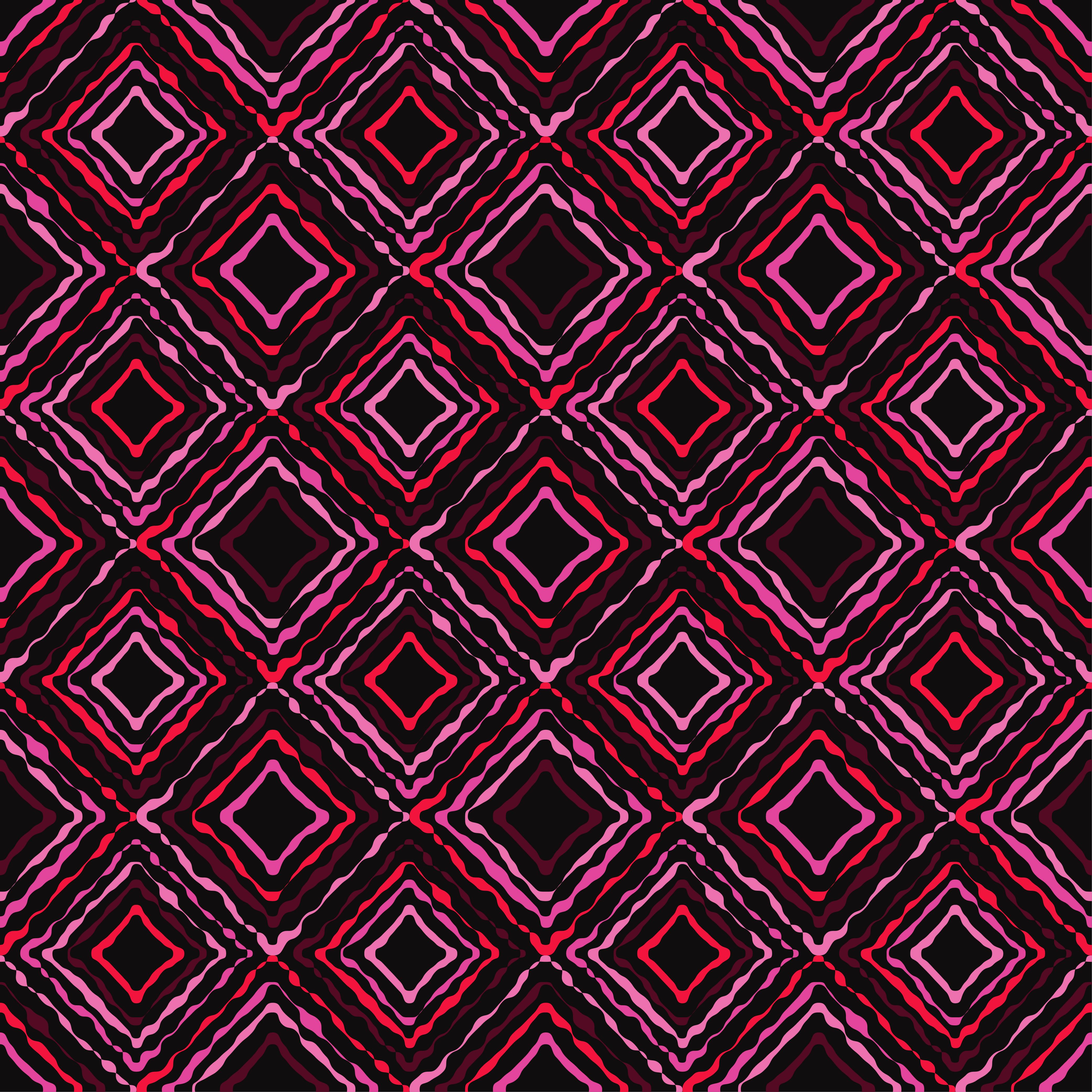 6 Ethnic boho seamless pattern. Scribble texture. Retro motif. example image 7
