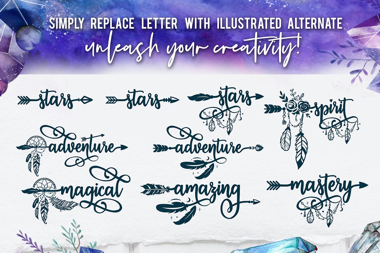 Designers font Bundle 11 Fonts example image 16