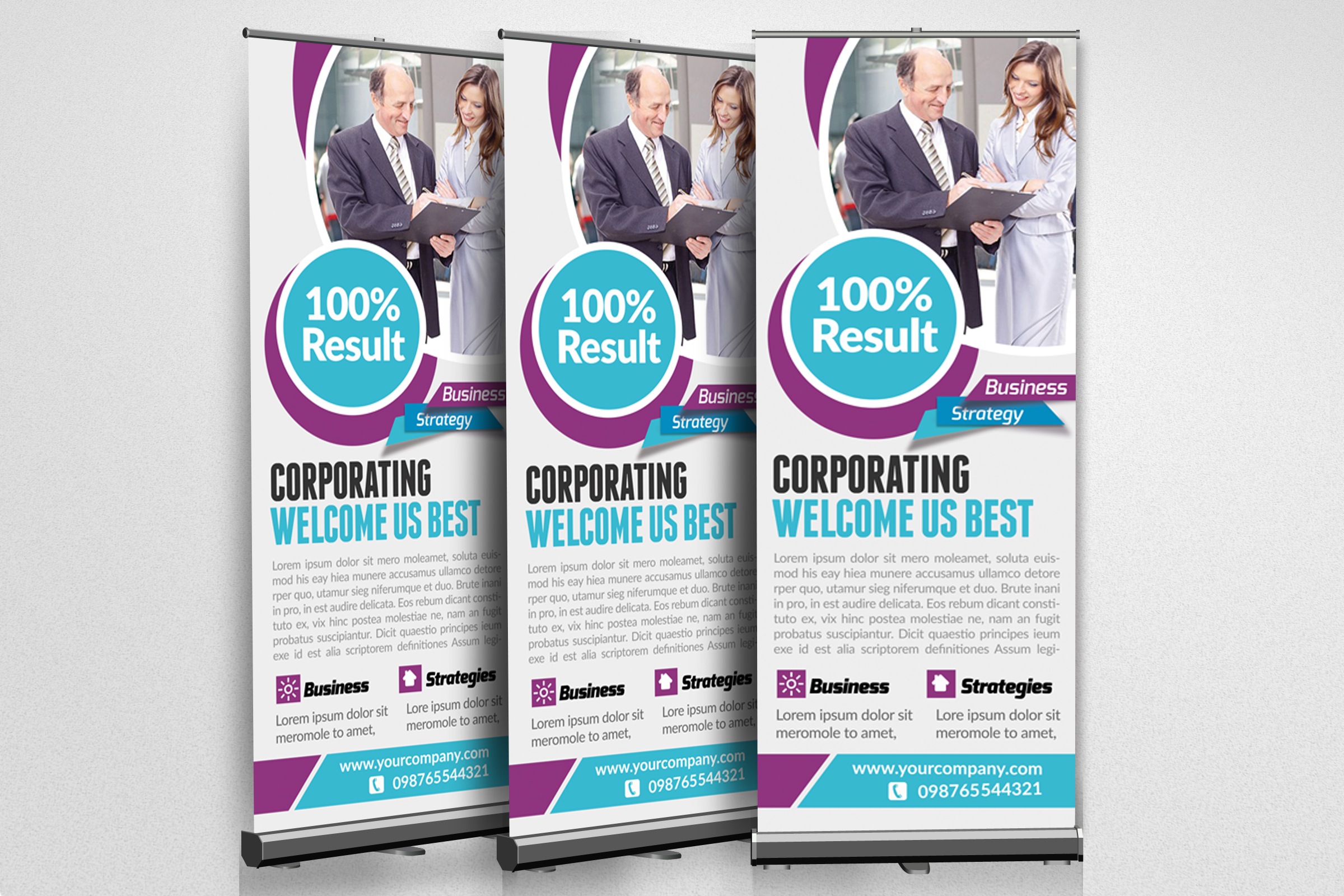 Business roll up banner templates business roll up banner templates example image 2 wajeb Image collections