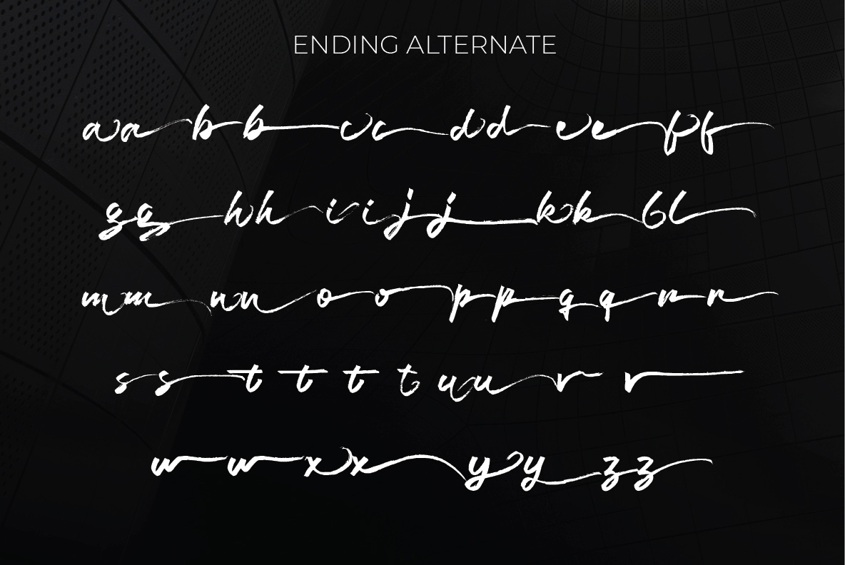 Legiante | Handwritten Fonts example image 7