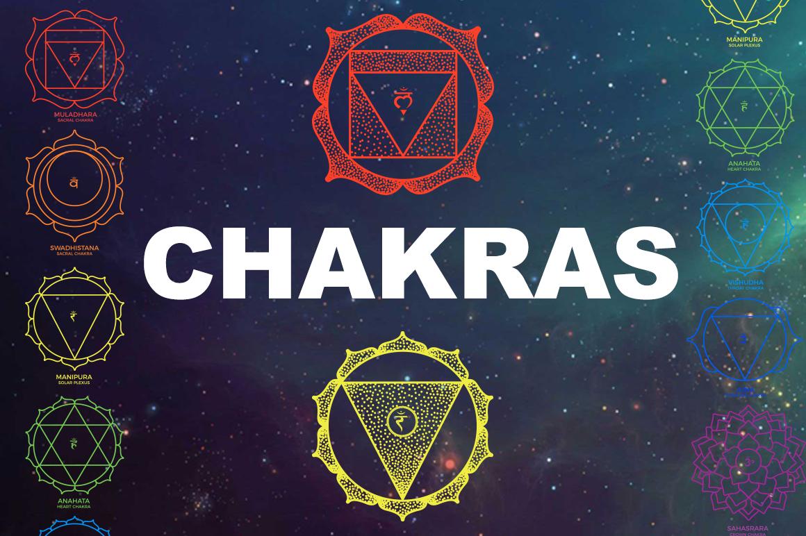 Chakras set example image 1