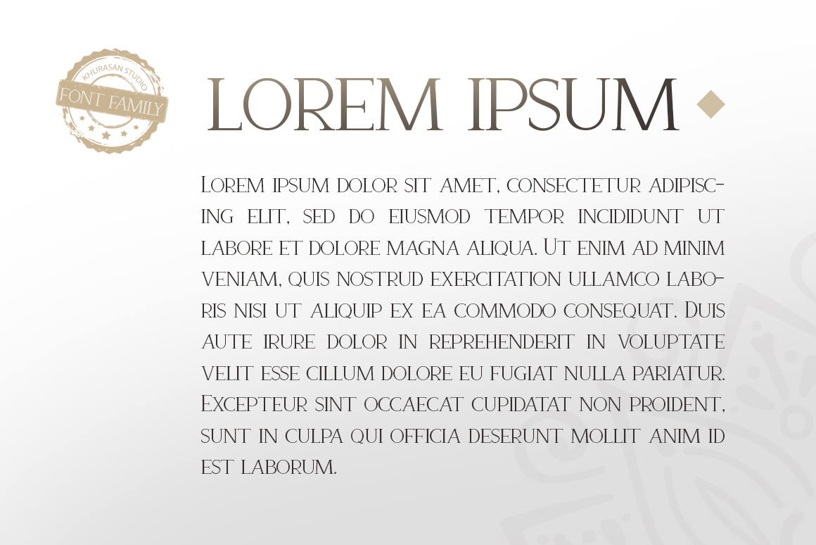 Recoba Font Family example image 2