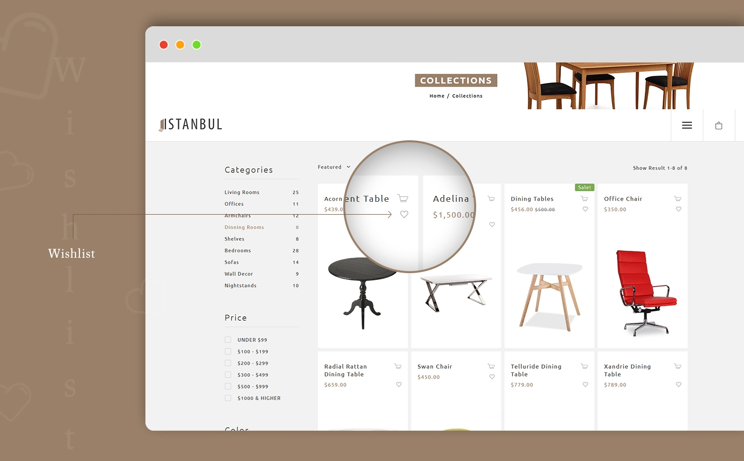 Istanbul Shopify Theme example image 9