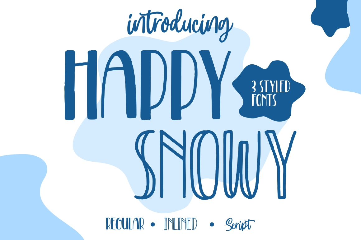 Happy Snowy example image 1