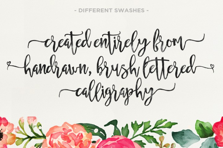 Shingitalis Typeface example image 6