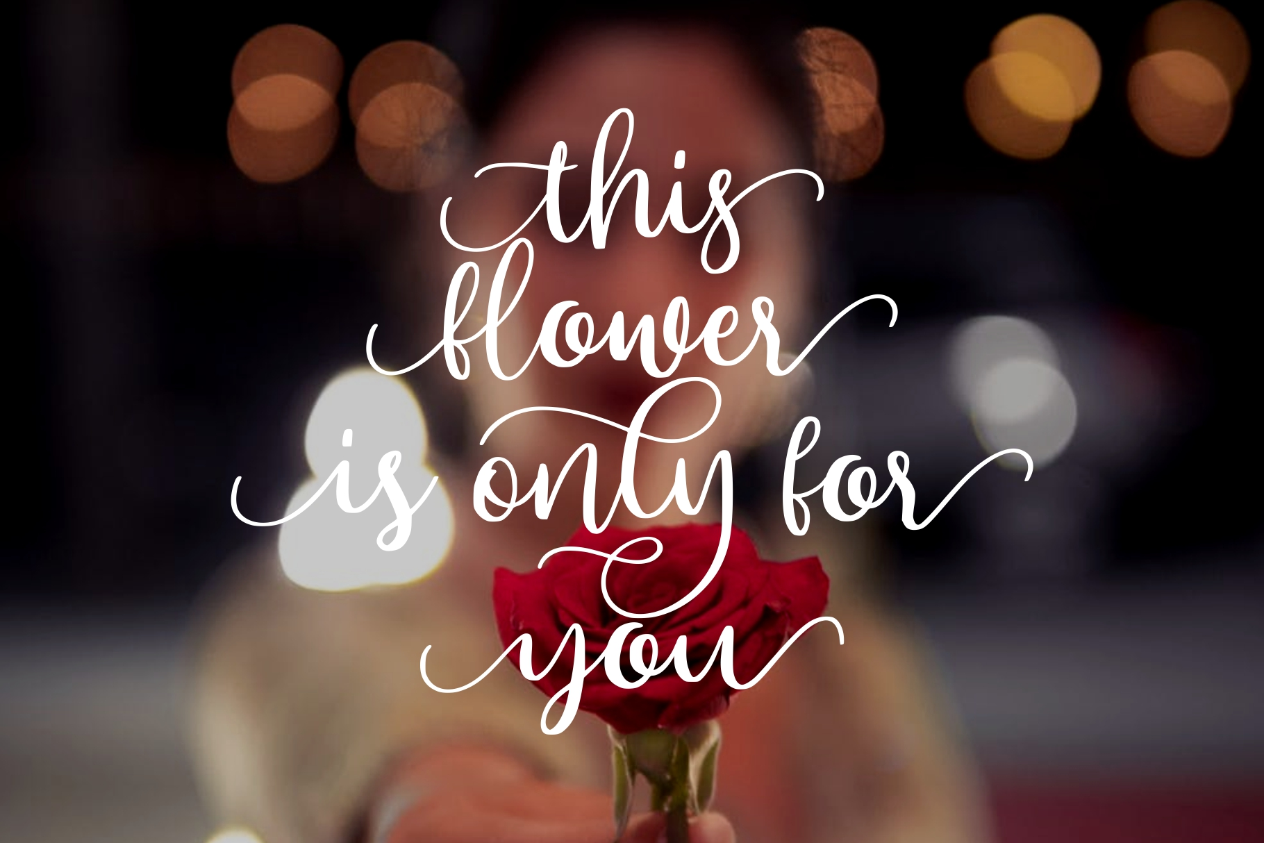 Beyonce - Beauty Font example image 3