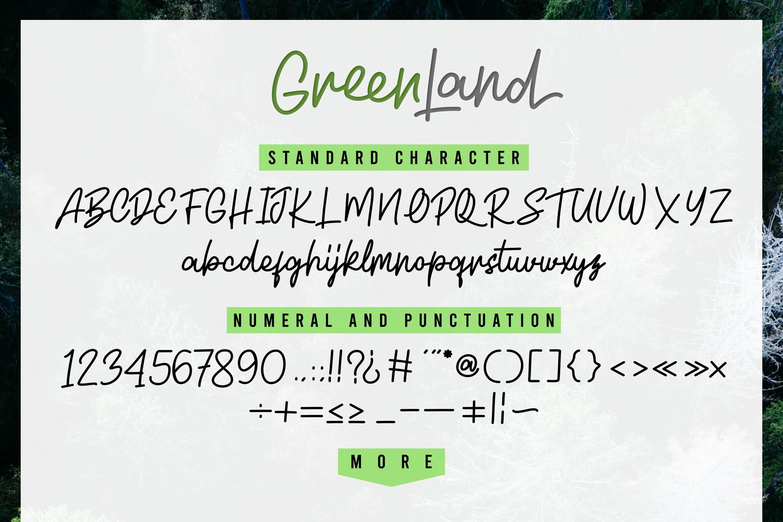 Greenland - Script Duo example image 13
