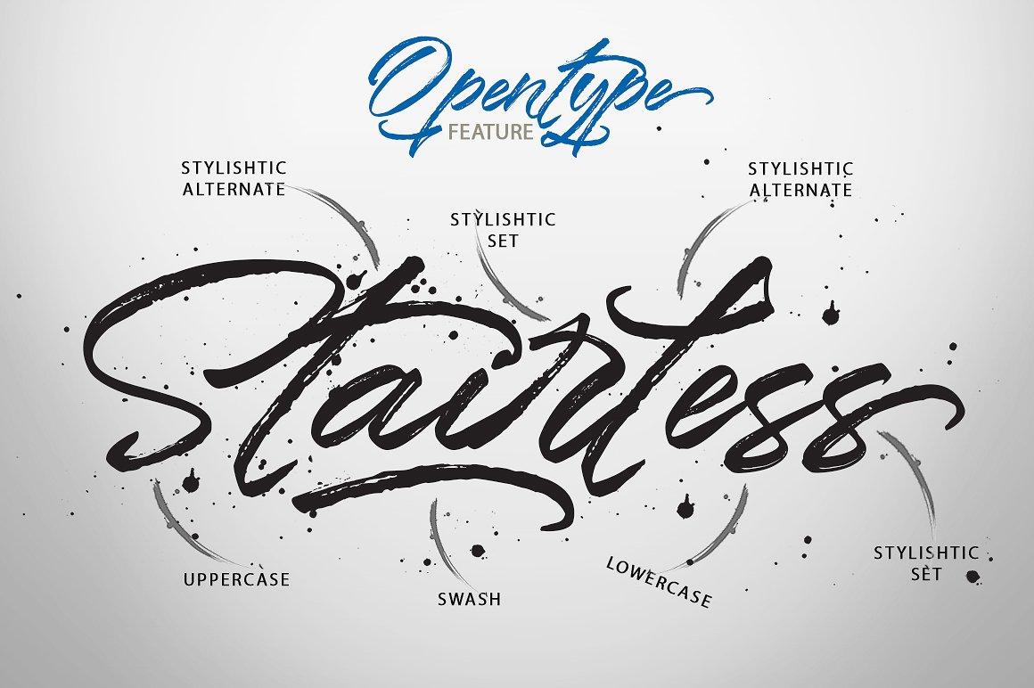 Styledeep Brush Typeface example image 8
