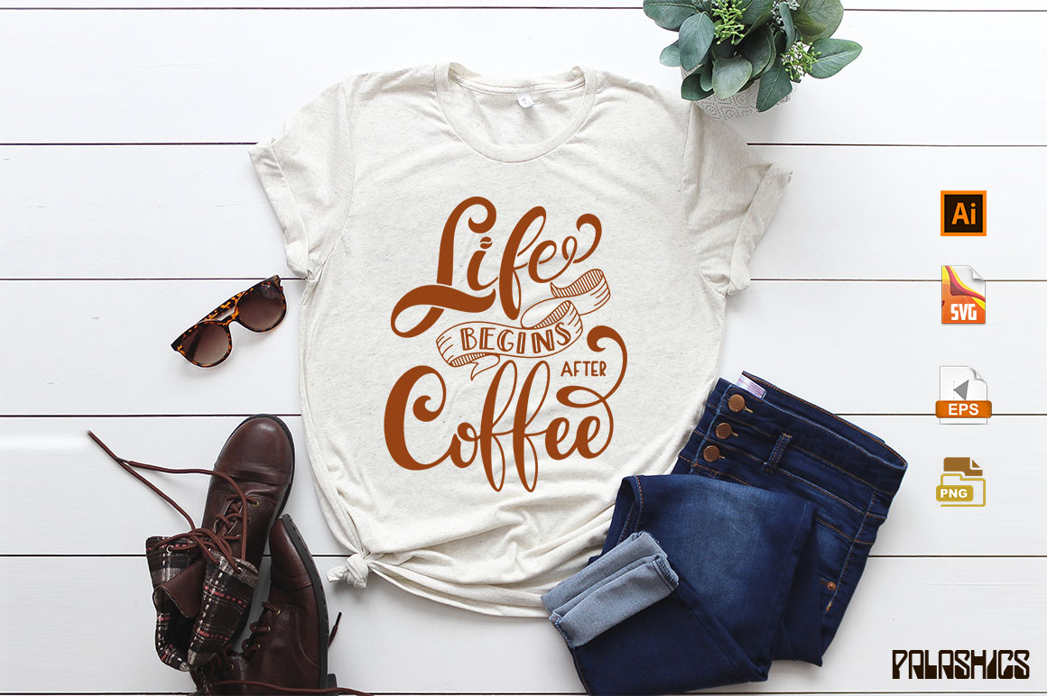 Coffee SVG one Quote 12 designs example image 8