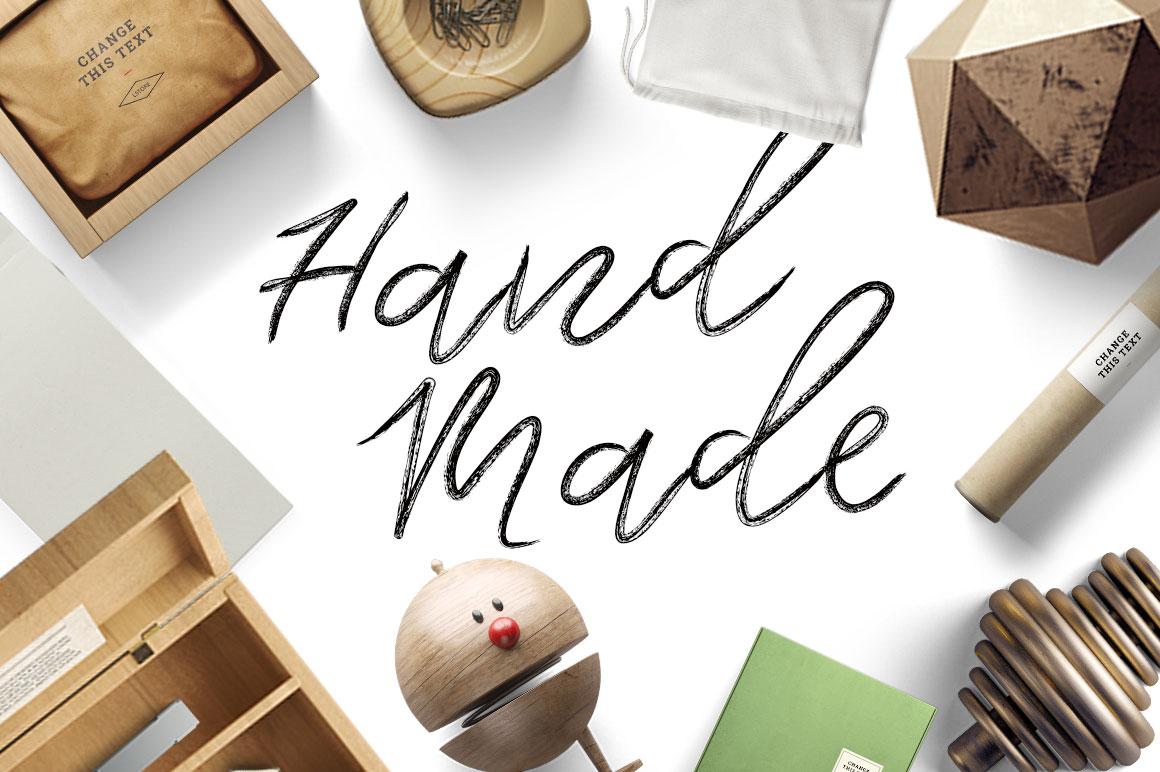 Jade Typeface example image 3