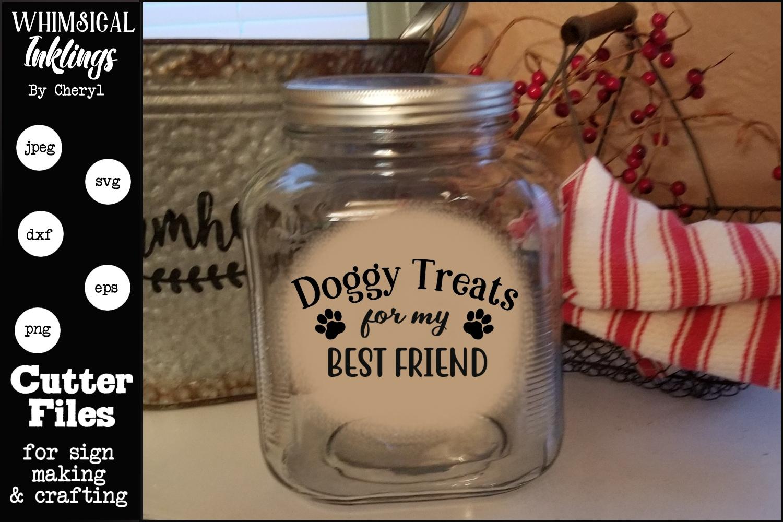 Doggy Treats SVG example image 1