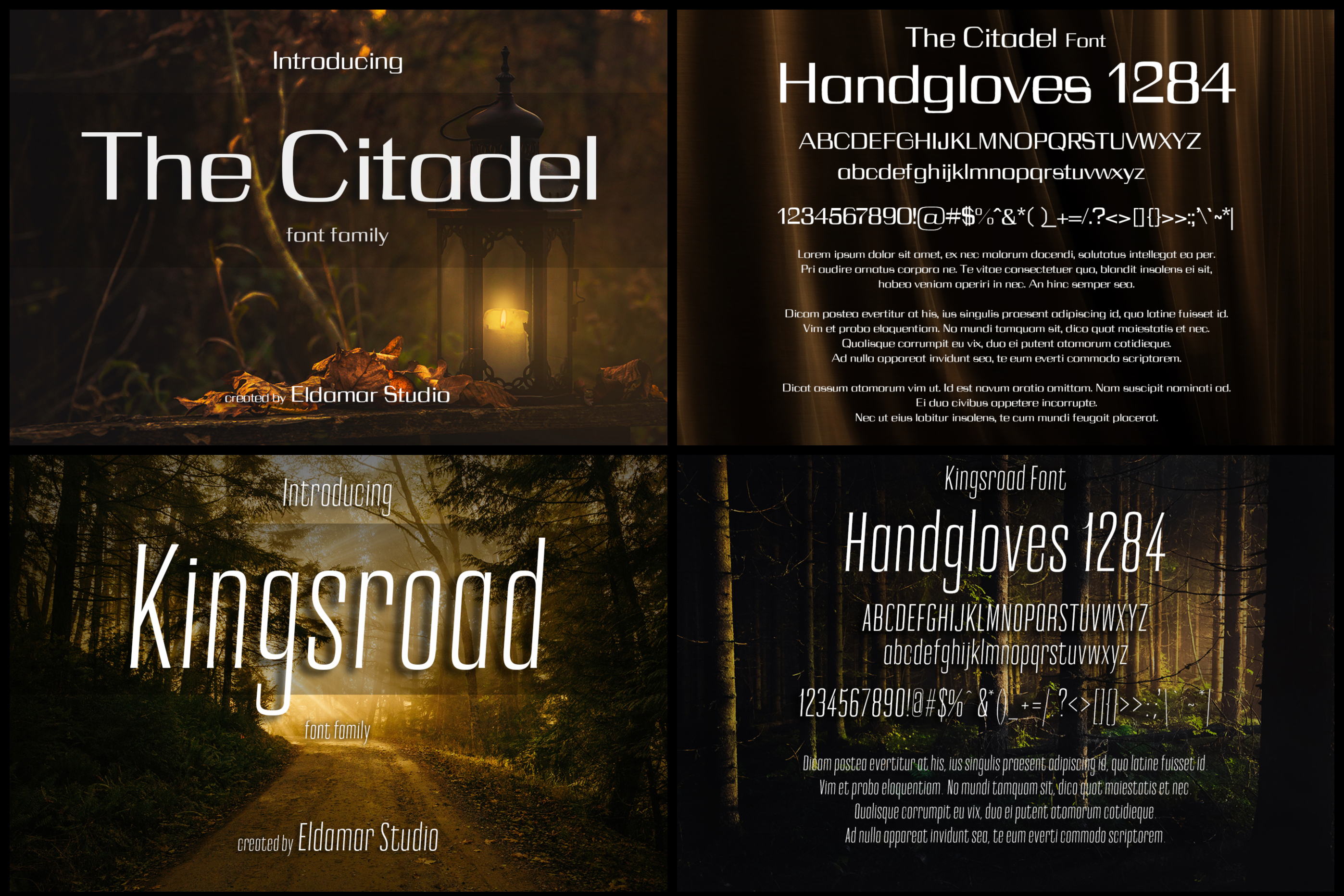 40 Creative Fonts example image 2