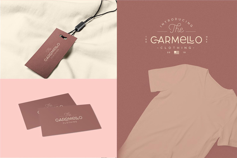 Carose Sans- 6 Elegant Typeface example image 10