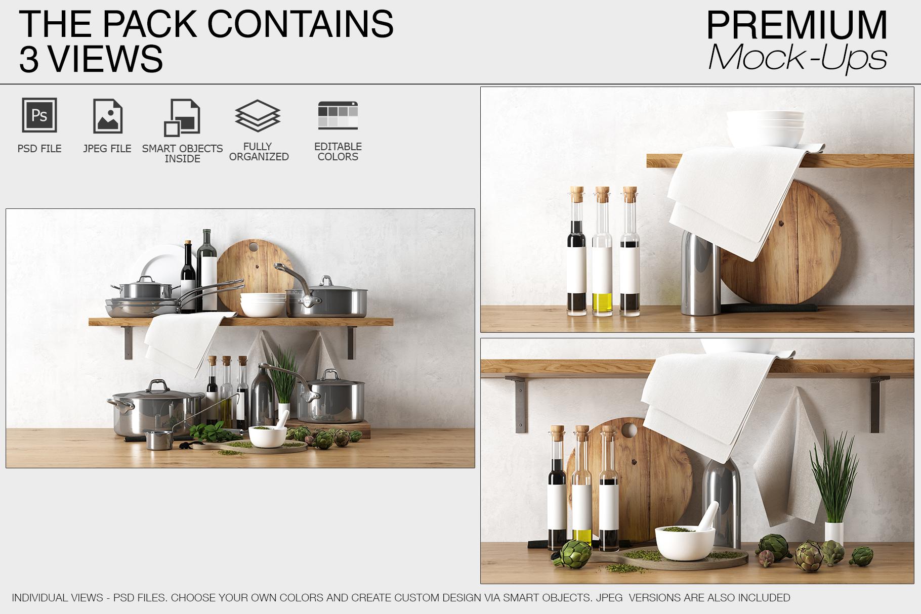 Kitchen Accessories Set example image 11