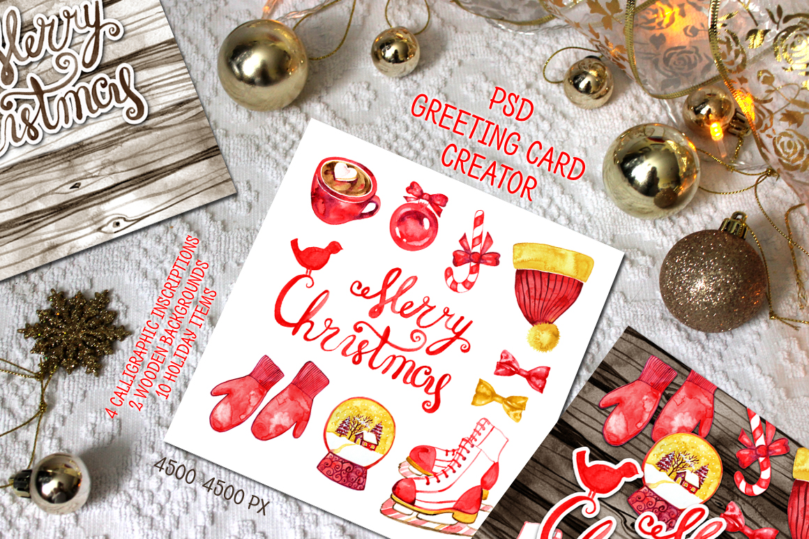 Greeting card creator example image 1