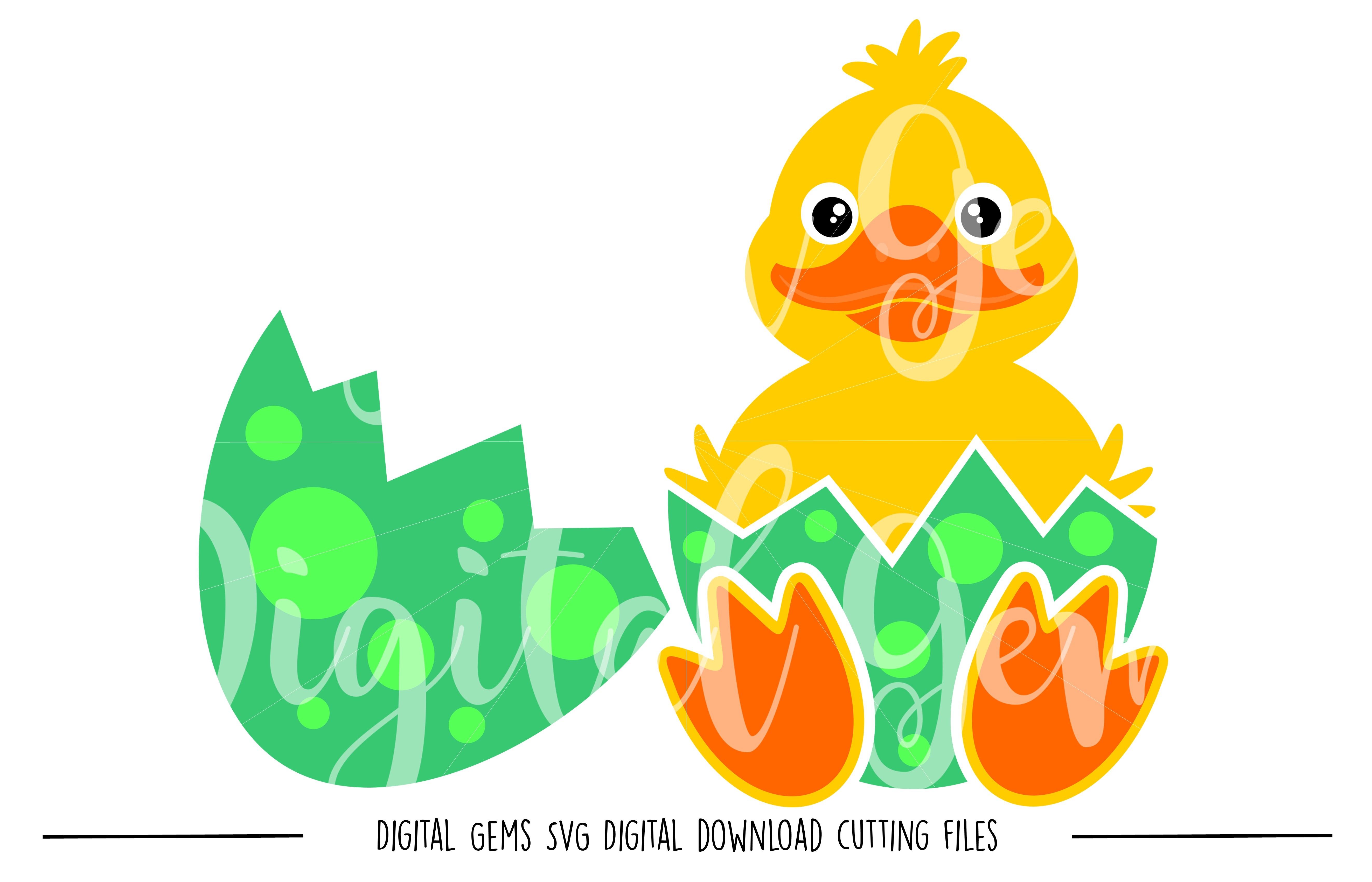 Duck SVG / PNG / EPS / DXF Files example image 1