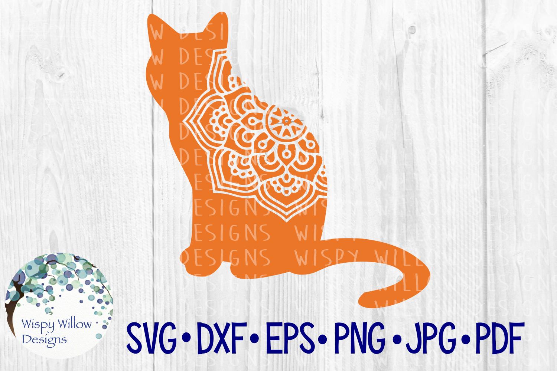 34 File Huge Mandala Animal SVG Cut File Bundle example image 8