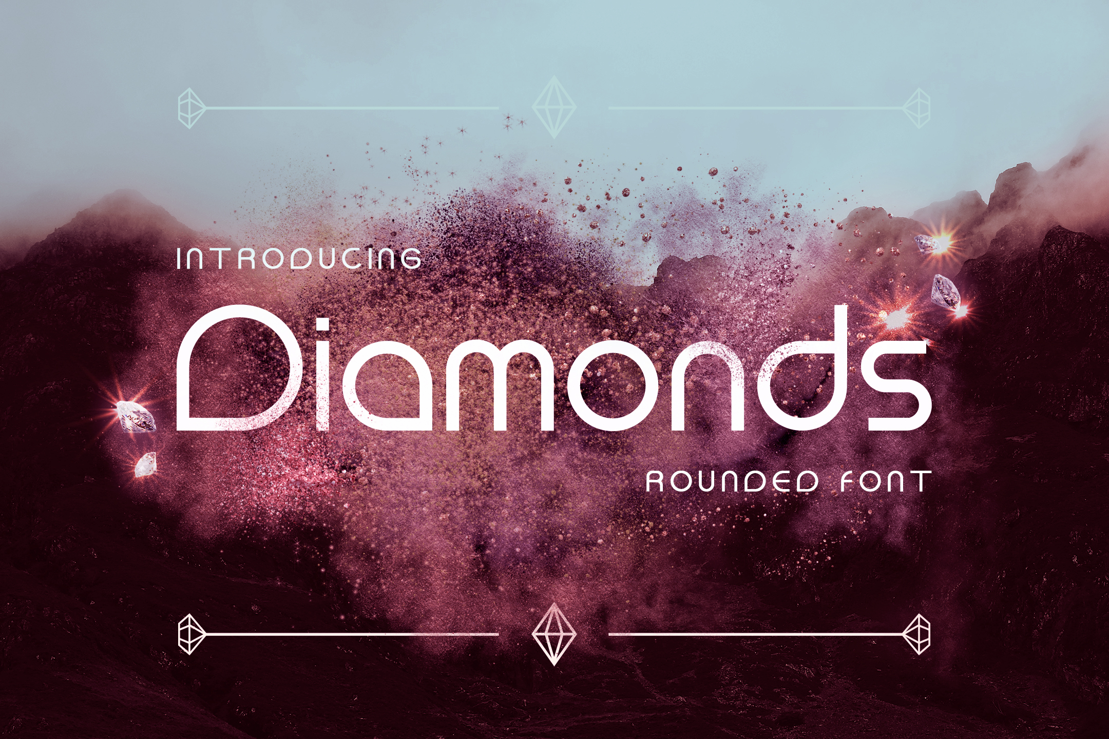 Diamonds example 1