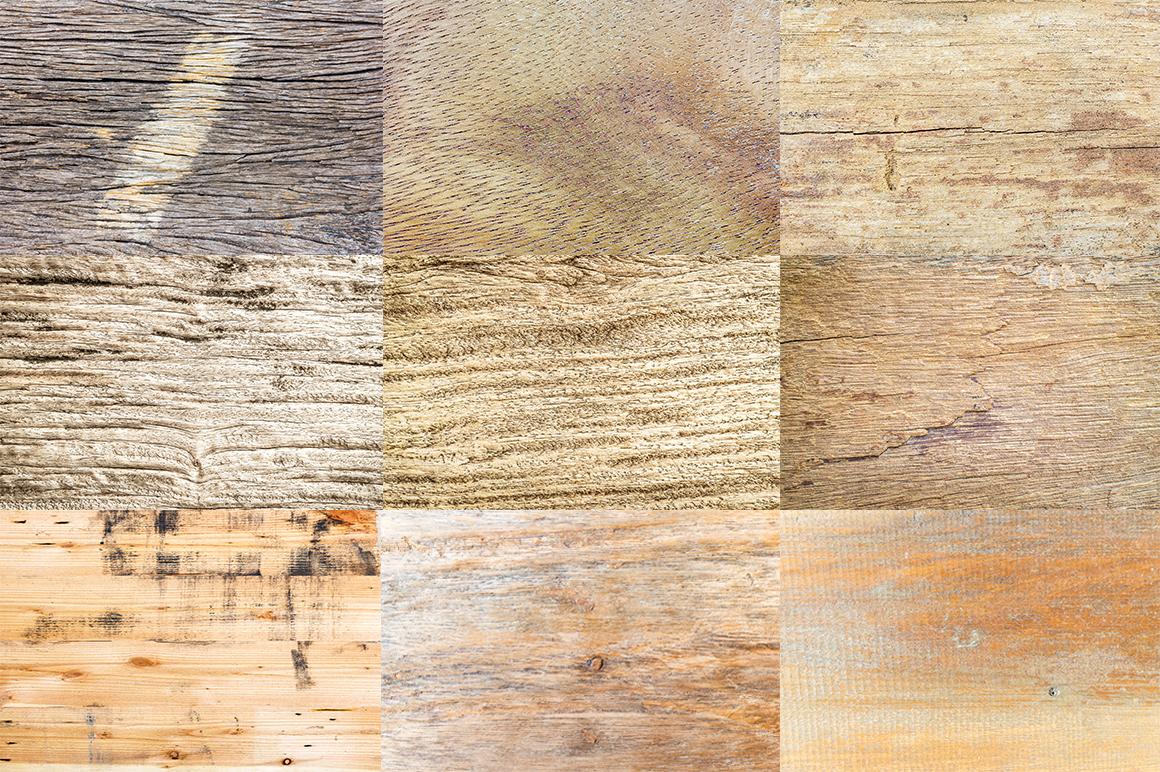 20 Wood Texture Background set 03 example image 4