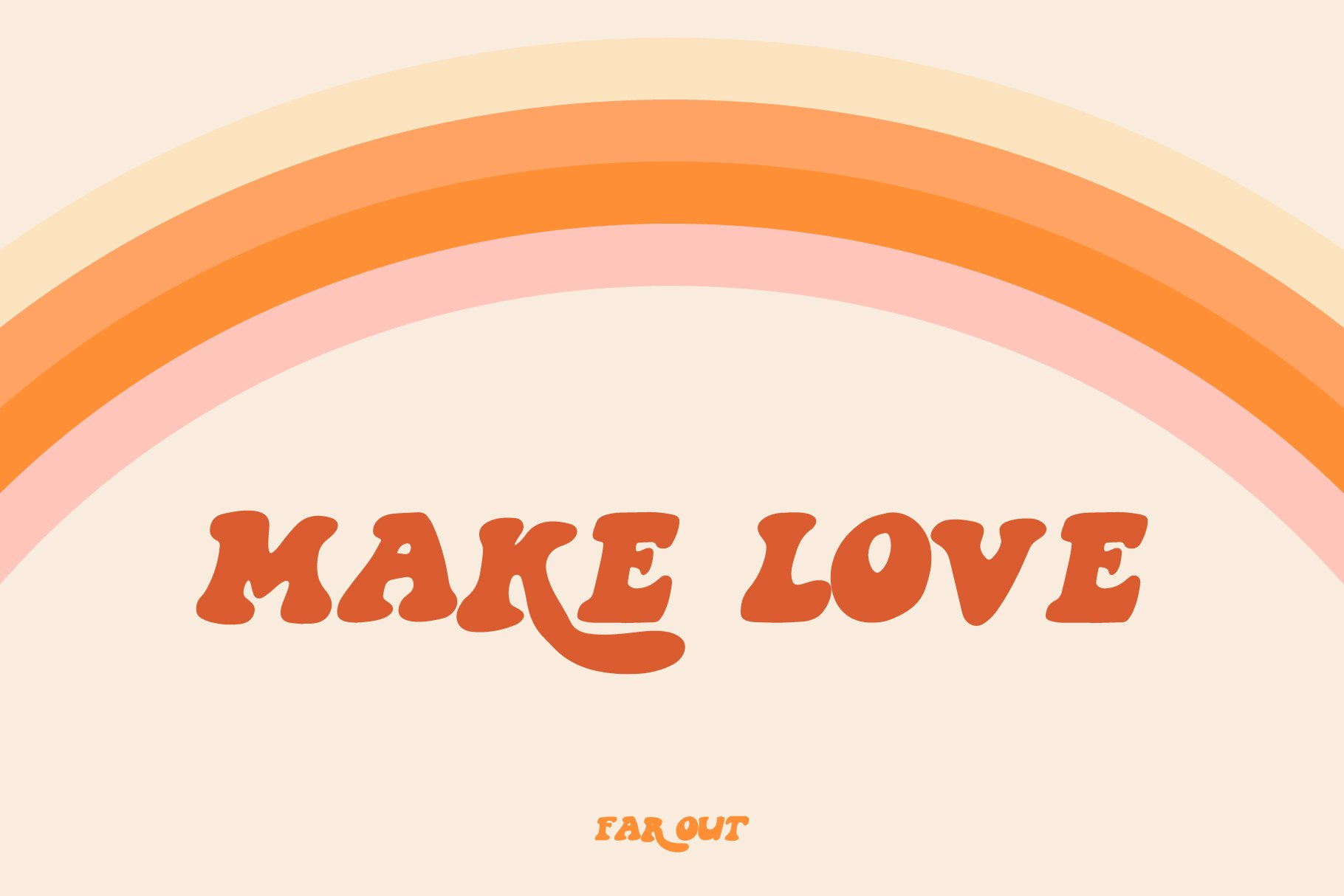 Far Out! - A Groovy Typeface example image 5