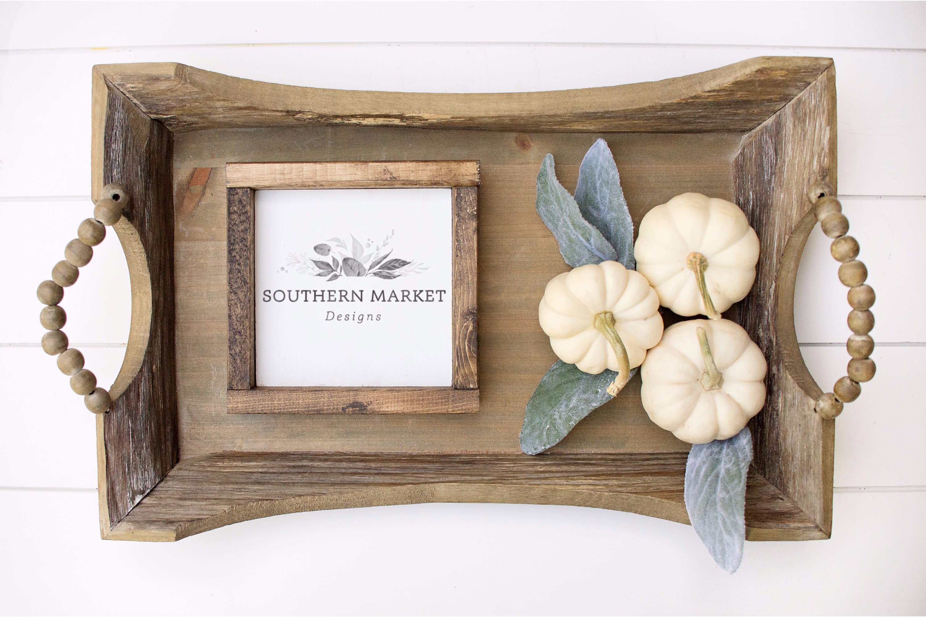 Fall Wood Framed Sign 6x6 Mock Up Photo Stock Photography example image 1
