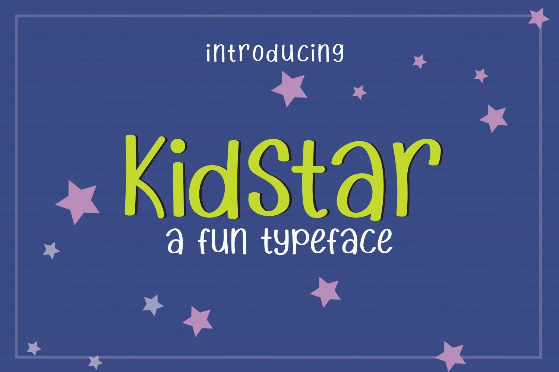 Kidstar  example image 1