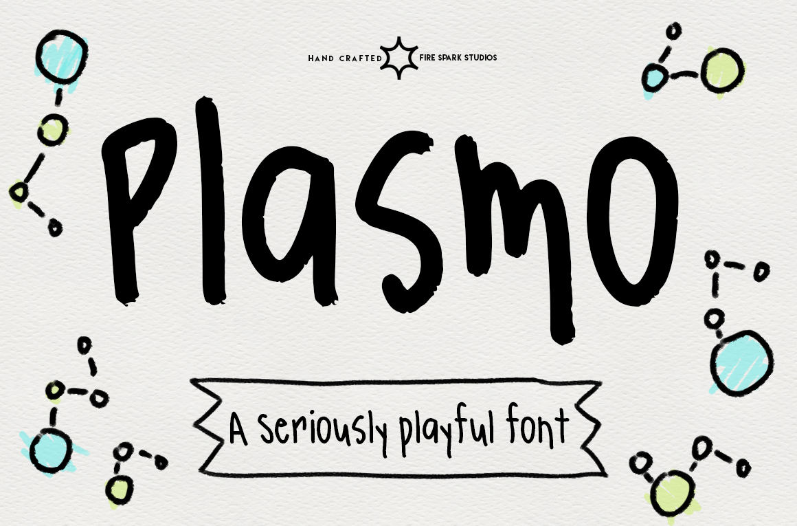 Plasmo - Hand Written Font example image 1