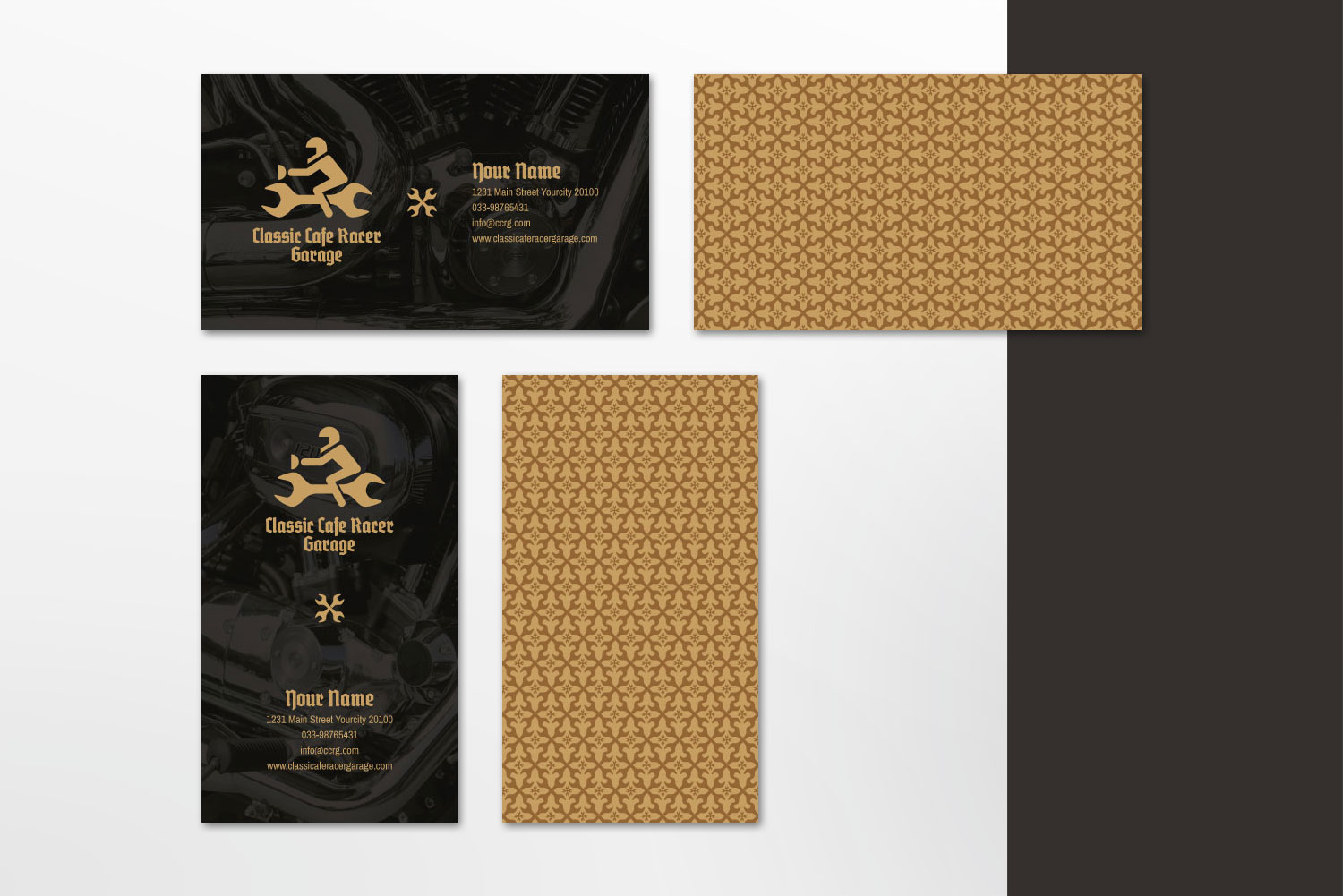 $10 for 5 - Business Card 01 example image 6