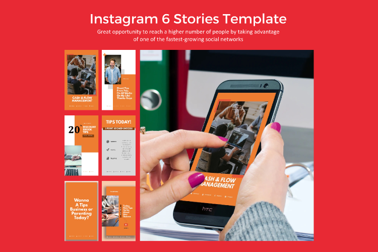 Tips eBook Creator with Instagram and Youtube Kit example image 7