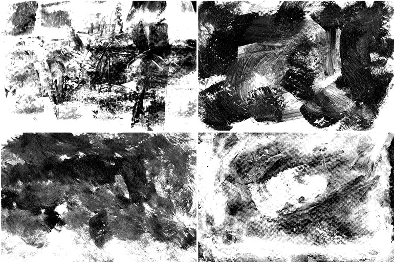 50 Abstract Black Background example image 6