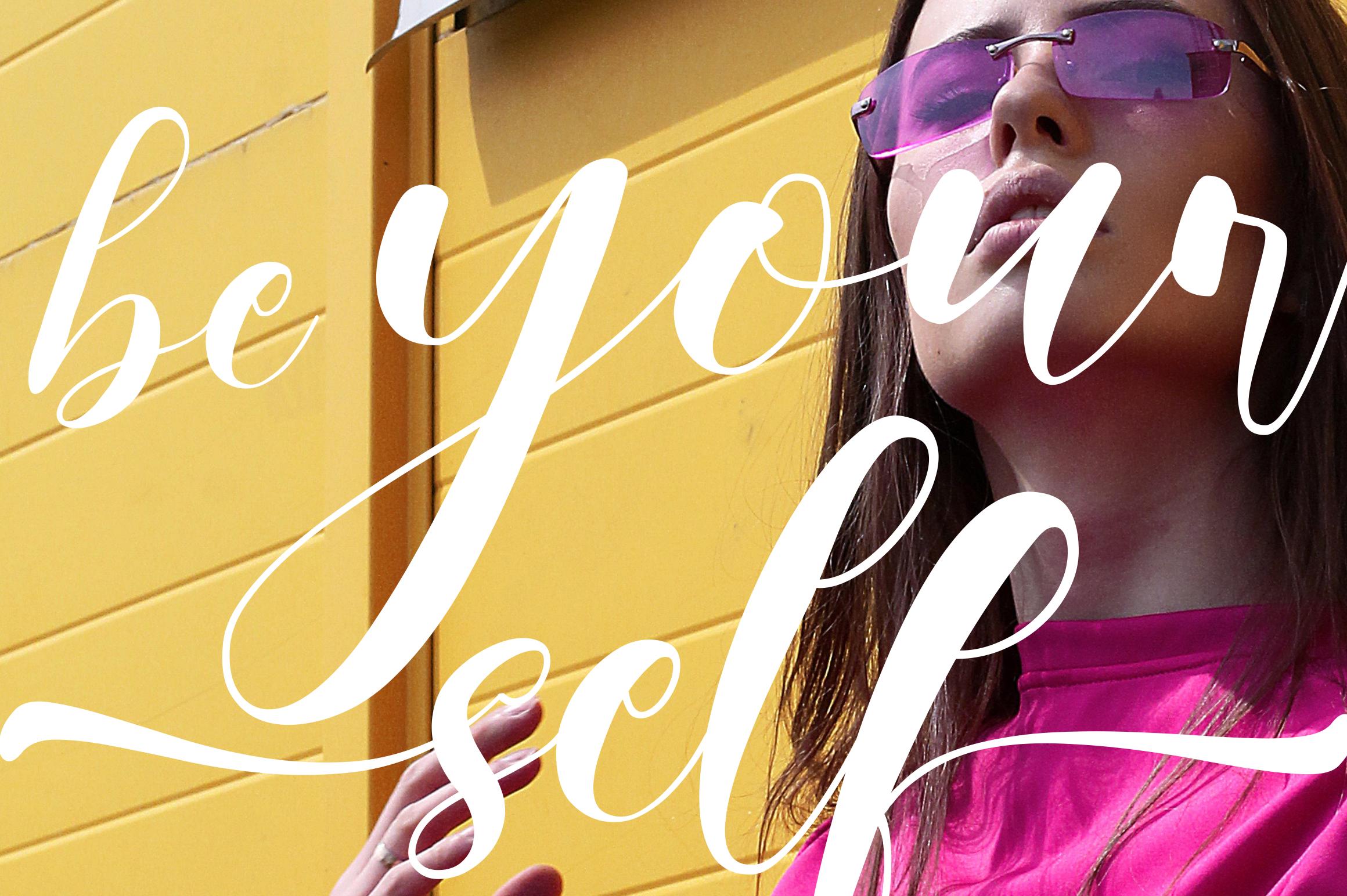 Jealousy | Handwritten Typeface example image 5