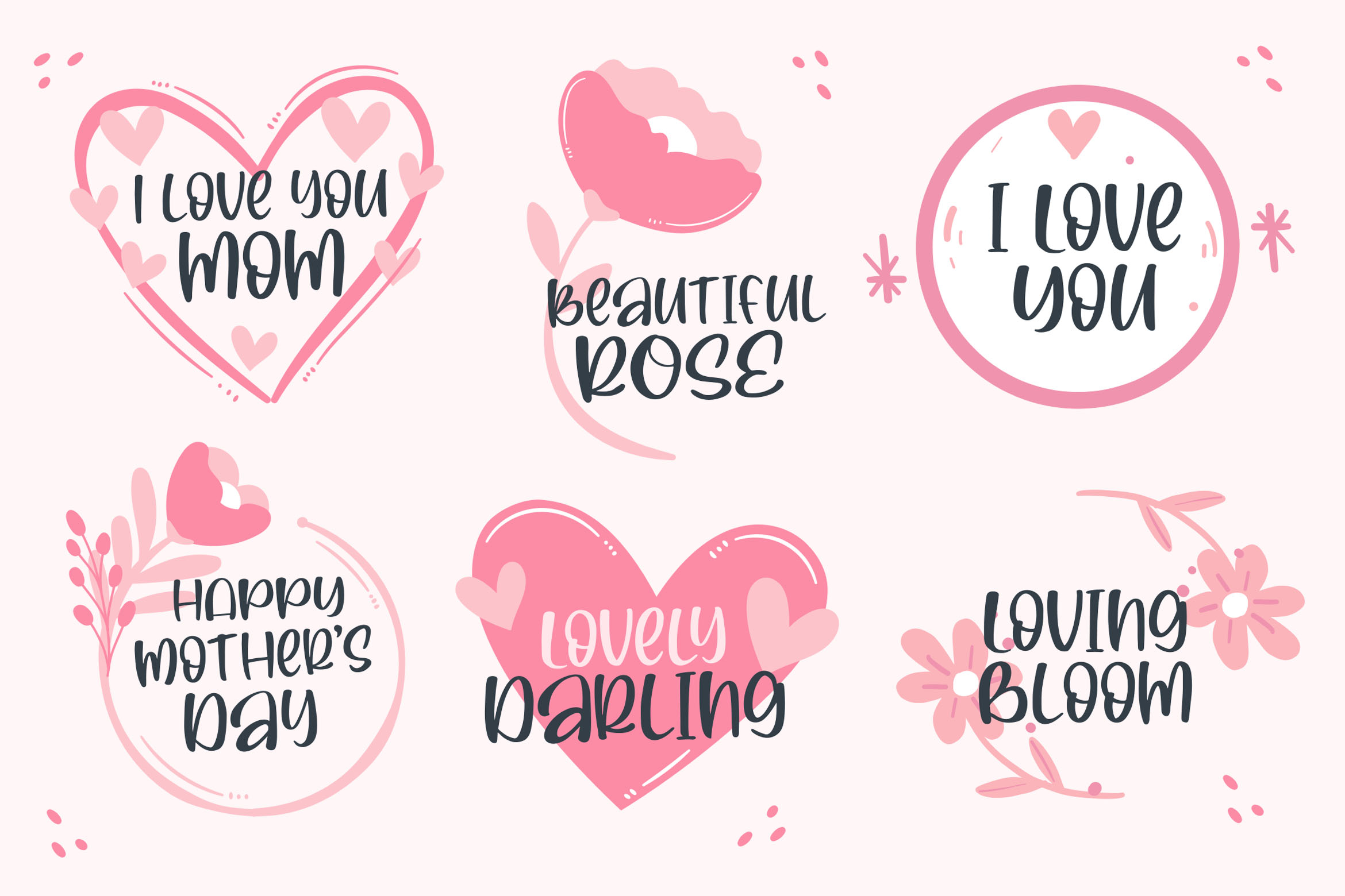 Pinky Cream a Quirky Font example image 3