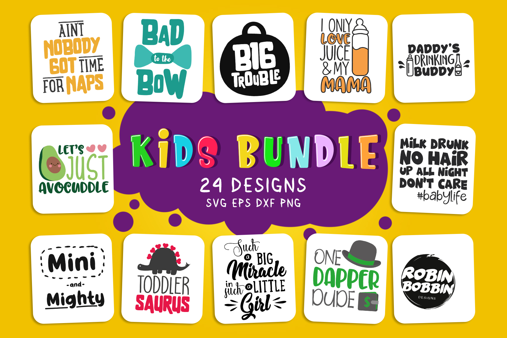 Mega SVG Bundle - Cut Files Bundle - Mega Bundle Over 700 example image 7