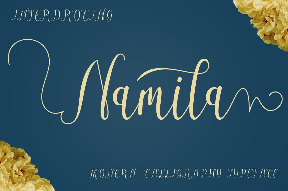 Namila example image 1