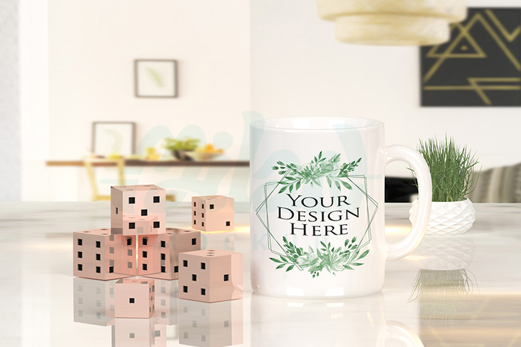 Bundle of 12 Mugs coffee Mockup example image 11