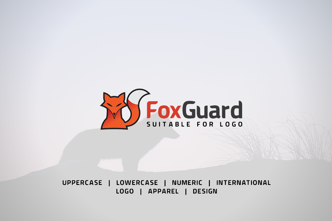 American Fox Font example image 2