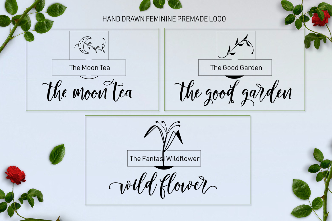 Lovely Buttering Font Duo & Extras example image 2