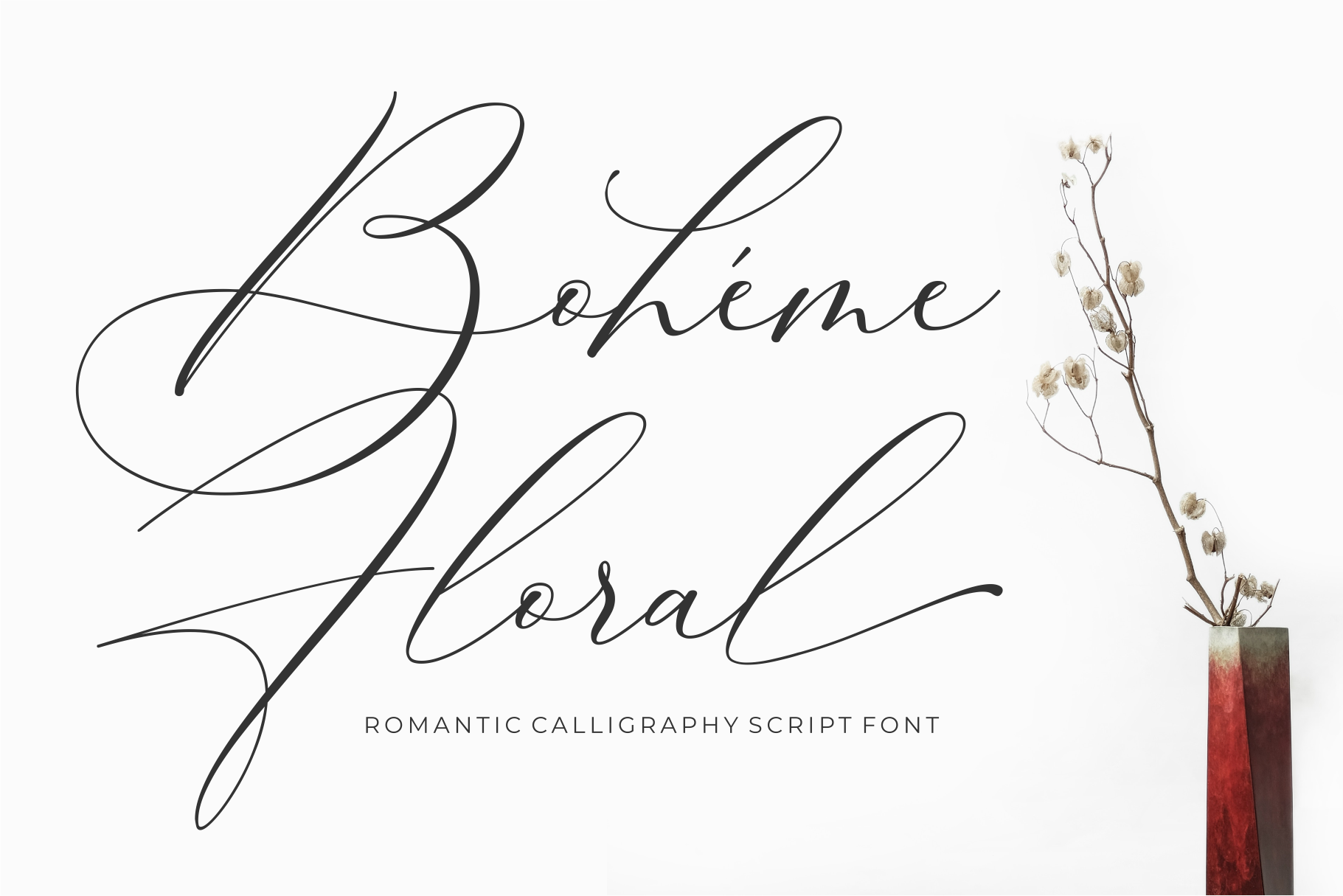 Boheme Floral example image 1