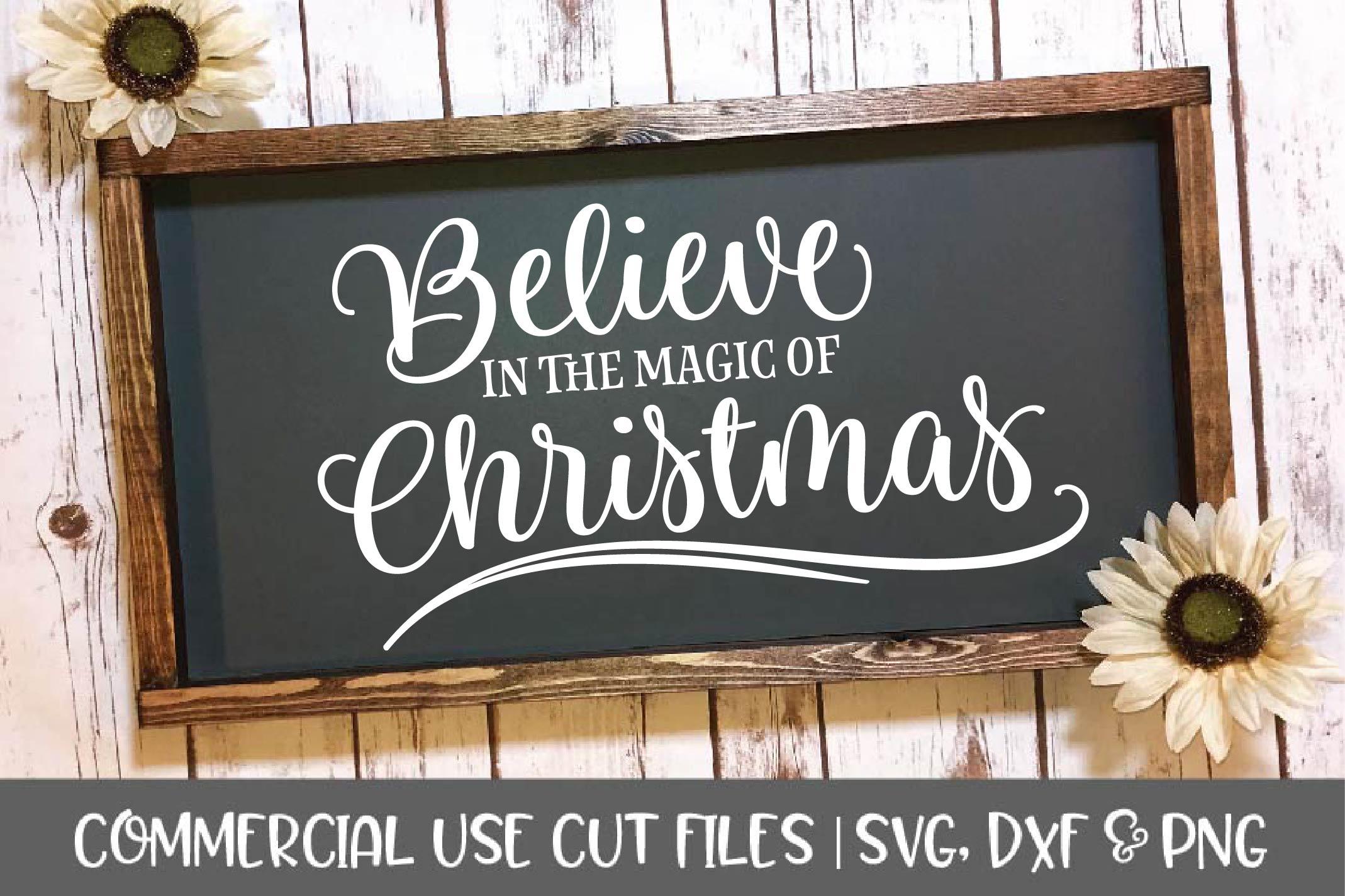 Huge Christmas Bundle - SVG, DXF & PNG - 25 Designs example image 3