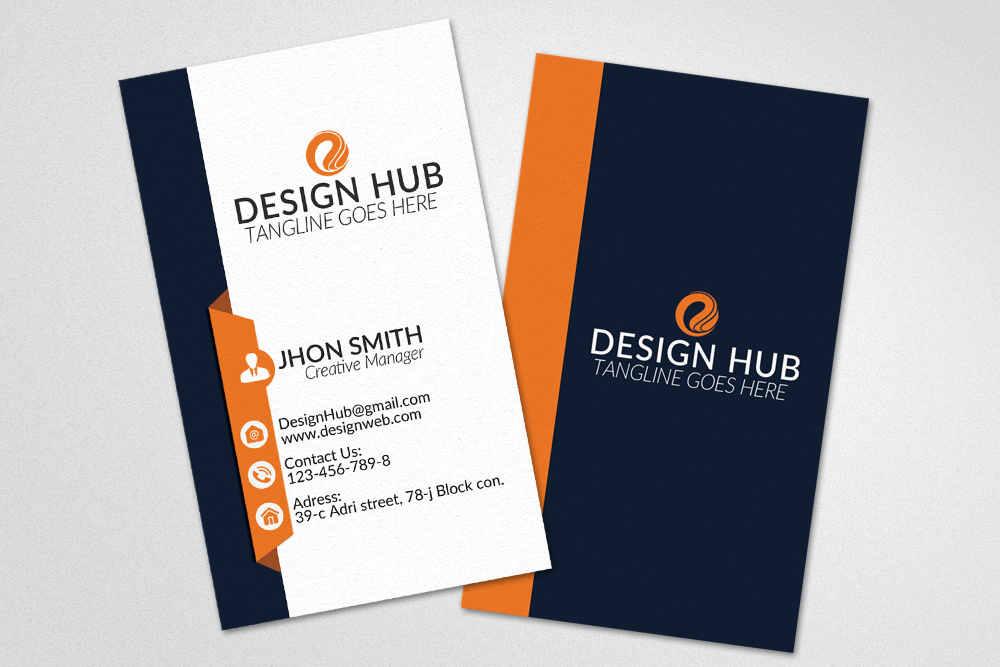 Professional Business Card example image 3
